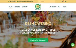 desh catering